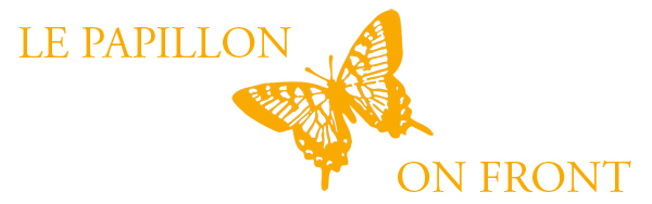 Le Papillon on Front
